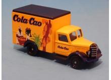 Coche Modelo CAMION COLA CAO Vehiculo en miniatura de colección Vintage Automovil a escala