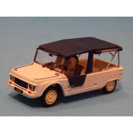 Coche Modelo CITROEN MEHARI Vehiculo en miniatura de colección Vintage Automovil a escala