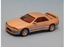 Coche Modelo NISSAN SKYLINE GTR Vehiculo en miniatura de colección Vintage Automovil a escala