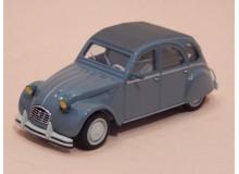 Coche Modelo CITROEN 2CV Vehiculo en miniatura de colección Vintage Automovil a escala