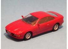 Coche Modelo BMW 850i Vehiculo en miniatura de colección Vintage Automovil a escala
