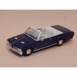Coche Modelo PONTIAC GTO Vehiculo en miniatura de colección Vintage Automovil a escala