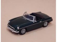 Coche Modelo MGB ROADSTER Vehiculo en miniatura de colección Vintage Automovil a escala