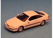 Coche Modelo OPEL CALIBRA Vehiculo en miniatura de colección Vintage Automovil a escala