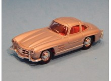 Coche Modelo MERCEDES BENZ 300 SL Vehiculo en miniatura de colección Vintage Automovil a escala