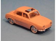 Coche Modelo RENAULT DAUPHINE Vehiculo en miniatura de colección Vintage Automovil a escala