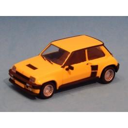 Coche Modelo RENAULT 5 TURBO Vehiculo en miniatura de colección Vintage Automovil a escala