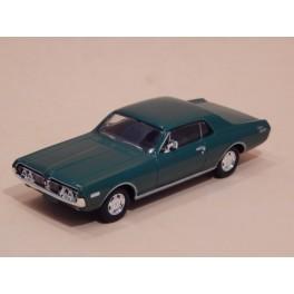 Coche Modelo MERCURY COUGAR Vehiculo en miniatura de colección Vintage Automovil a escala