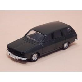 Coche Modelo RENAULT 12 BREAK Vehiculo en miniatura de colección Vintage Automovil a escala