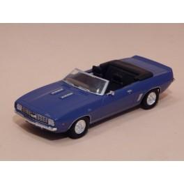 Coche Modelo CHEVROLET CAMARO Vehiculo en miniatura de colección Vintage Automovil a escala