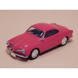 Coche Modelo VOLKSWAGEN KARMANN GHIA Vehiculo en miniatura de colección Vintage Automovil a escala