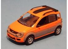 Coche Modelo FIAT PANDA CROSS Vehiculo en miniatura de colección Vintage Automovil a escala