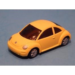 Coche Modelo VOLKSWAGEN NEW BEETLE Vehiculo en miniatura de colección Vintage Automovil a escala