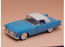 Coche Modelo FORD THUNDERBIRD Vehiculo en miniatura de colección Vintage Automovil a escala