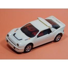 Coche Modelo FORD RS 200 SLOT Vehiculo en miniatura de colección Vintage Automovil a escala