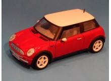 Coche Modelo MINI COOPER Vehiculo en miniatura de colección Vintage Automovil a escala