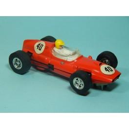 Coche Modelo COOPER F1 SLOT Vehiculo en miniatura de colección Vintage Automovil a escala