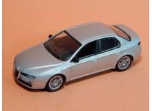 Coche Modelo ALFA ROMEO 159 Vehiculo en miniatura de colección Vintage Automovil a escala