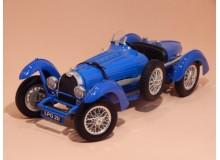 Coche Modelo BUGATTI TYPE 59 Vehiculo en miniatura de colección Vintage Automovil a escala