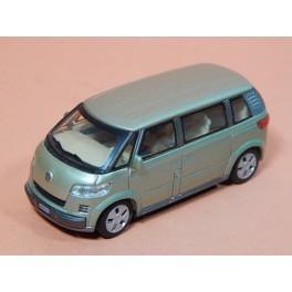 Coche Modelo VOLKSWAGEN MICROBUS Vehiculo en miniatura de colección Vintage Automovil a escala