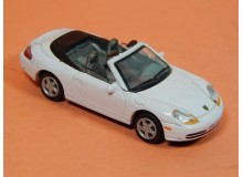 Coche Modelo PORSCHE 911 CABRIO Vehiculo en miniatura de colección Vintage Automovil a escala