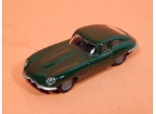 Coche Modelo JAGUAR E TYPE Vehiculo en miniatura de colección Vintage Automovil a escala