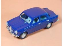 Coche Modelo ALFA ROMEO GIULIETTA Vehiculo en miniatura de colección Vintage Automovil a escala