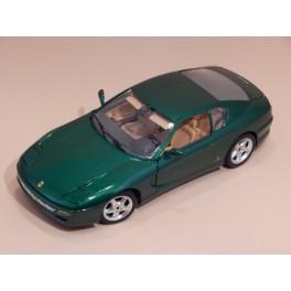 Coche Modelo FERRARI 456 GT Vehiculo en miniatura de colección Vintage Automovil a escala