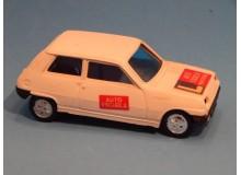Coche Modelo RENAULT 5 GTL Vehiculo en miniatura de colección Vintage Automovil a escala