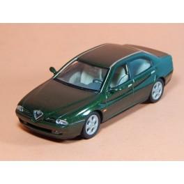 Coche Modelo ALFA ROMEO 166 Vehiculo en miniatura de colección Vintage Automovil a escala