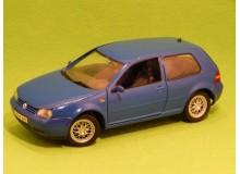 Coche Modelo VOLKSWAGEN GOLF Vehiculo en miniatura de colección Vintage Automovil a escala