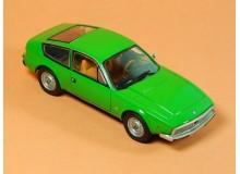 Coche Modelo ALFA ROMEO 1600 JUNIOR ZAGATO Vehiculo en miniatura de colección Vintage Automovil a escala