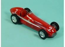 Coche Modelo ALFA ROMEO 158 Vehiculo en miniatura de colección Vintage Automovil a escala