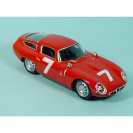 Coche Modelo ALFA ROMEO TZ 1 Vehiculo en miniatura de colección Vintage Automovil a escala