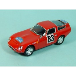 Coche Modelo ALFA ROMEO TZ Vehiculo en miniatura de colección Vintage Automovil a escala