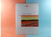 HONDA GAMA 1996
