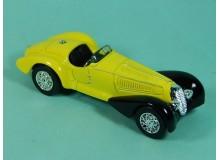 Coche Modelo ALFA ROMEO 8C 2900 Vehiculo en miniatura de colección Vintage Automovil a escala
