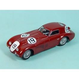Coche Modelo ALFA ROMEO 8C 2900 B LE MANS Vehiculo en miniatura de colección Vintage Automovil a escala