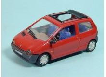 Coche Modelo RENAULT TWINGO Vehiculo en miniatura de colección Vintage Automovil a escala