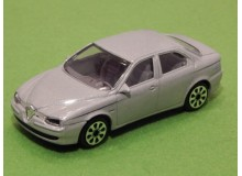 Coche miniatura de la marca ALFA ROMEO 156 coleccionable