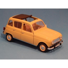 Coche Modelo RENAULT 4 L Vehiculo en miniatura de colección Vintage Automovil a escala