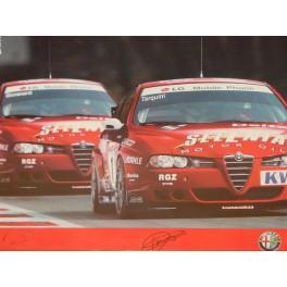 CUADRO ALFA ROMEO 156 GTA