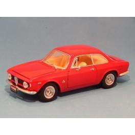 Coche Modelo ALFA ROMEO GIULIA SPRINT GTA Vehiculo en miniatura de colección Vintage Automovil a escala