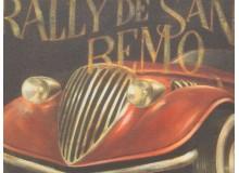 CUADRO RALLY DE SAN REMO