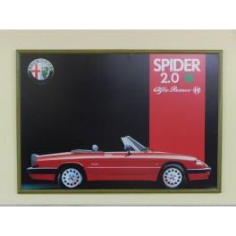 CUADRO ALFA ROMEO SPIDER 2.0