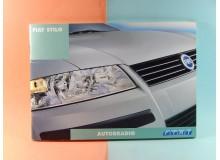 FIAT STILO AUTORRADIO