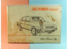 ALFA ROMEO 90 2.5 V6