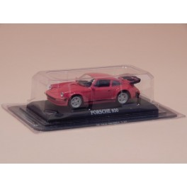 Coche Modelo PORSCHE 930 Vehiculo en miniatura de colección Vintage Automovil a escala