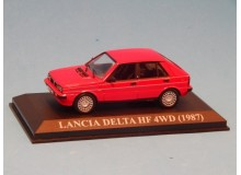 Coche Modelo LANCIA DELTA HF Vehiculo en miniatura de colección Vintage Automovil a escala