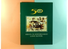 LAND ROVER 50 ANIVERSARIO